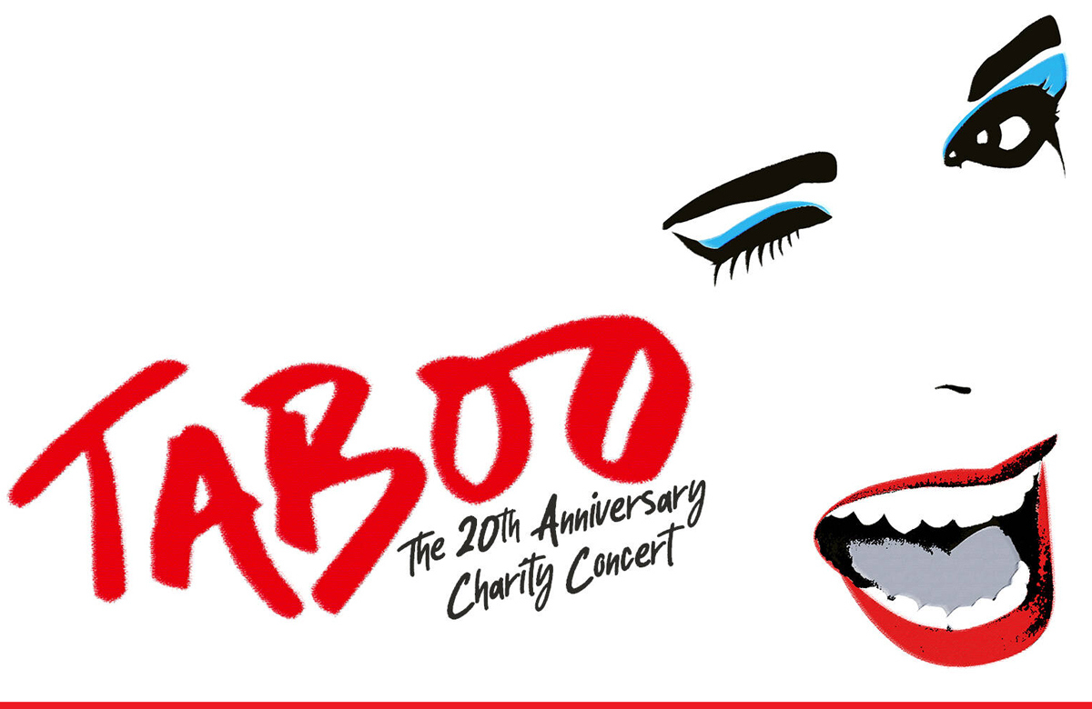 Concert production to mark 20th anniversary of Taboo