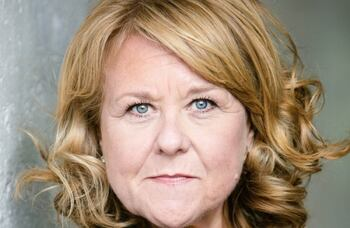 Wendi Peters: 'I'm a workaholic, but now the idea of being home only on Sundays is sad'