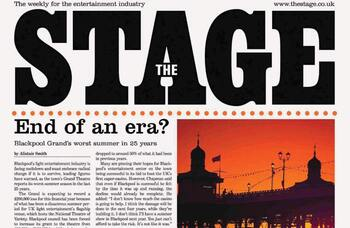 Summer meltdown for Blackpool light entertainment industry – 15 years ago in The Stage