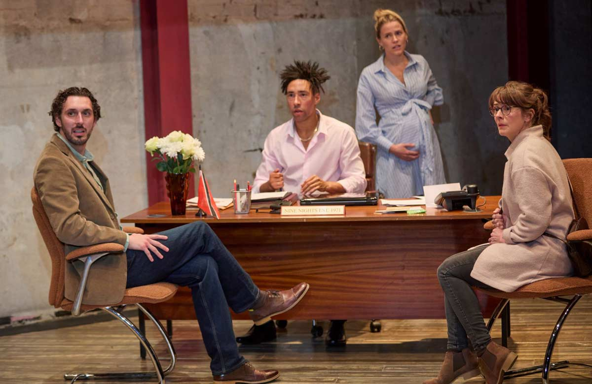 Review: A Place for We at Park Theatre, London – 'Absorbing, nuanced  performances'
