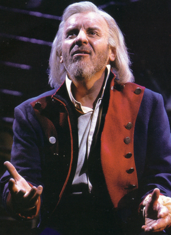 Colm Wilkinson in Les Miserables