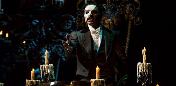 Norm Lewis in Phantom of the Opera