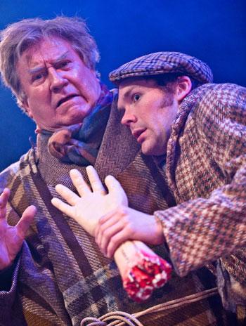 The company's production of The Winter's Tale. Photo: Marius Tatu