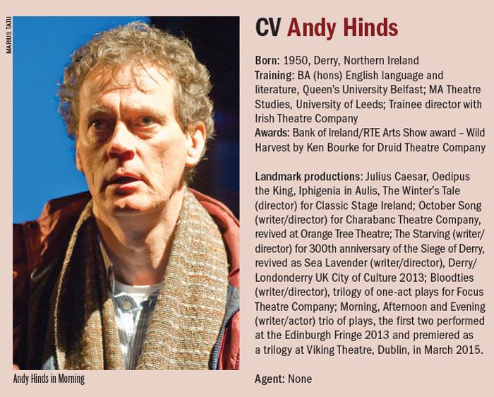 andy hinds cv