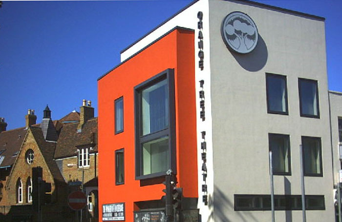 The Orange Tree Theatre in Richmond, London. Photo: Noel Foster