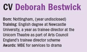 CV Deborah Bestwick