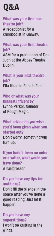 Pauline McLynn Q&A