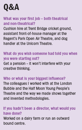 Q&A Deborah Bestwick
