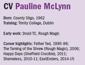 pauline mclynn cv