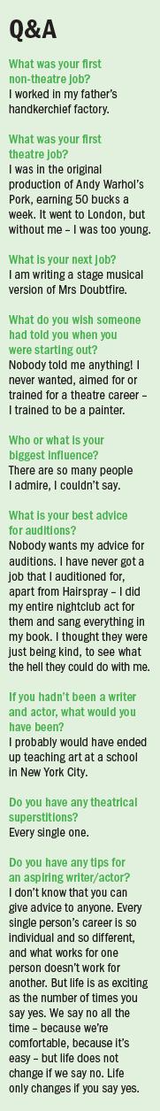 Fierstein Q&A