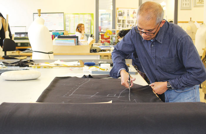 Angels' theatrical costumes are usually made from scratch