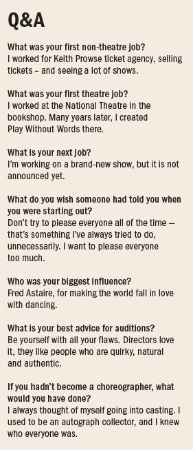 Matthew Bourne Q&A
