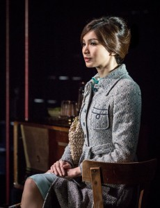 Gemma Chan in The Homecoming. Photo: Marc Brenner