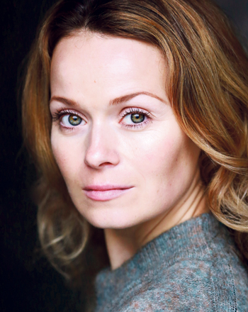 'I've kept watching the best do their thing. Most of my acting and singing has been learned on the job' Sarah Soetaert. Photo: Sam Irons