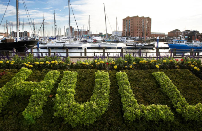 Hull is the UK City of Culture 2017