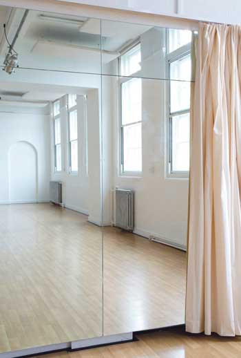 The Jerwood Space in south London houses seven state-of-the-art studios