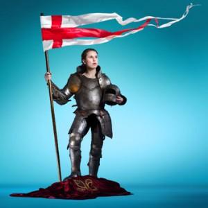 Publicity image for Henry V at Regent's Park Open Air Theatre. Photo: Hugo Glendinning