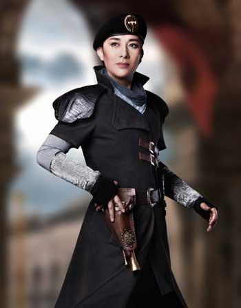 Mao Weitao as Coriolanus