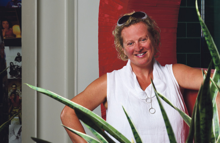 Graeae artistic director Jenny Sealey. Photo: Micha Theiner