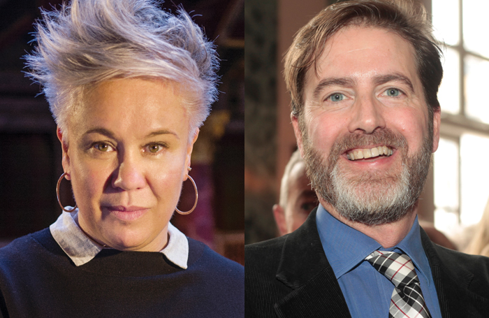 Emma Rice and Neil Constable